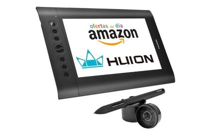 Sólo hoy, más tabletas gráficas Huion en oferta en Amazon