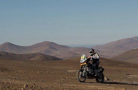 Dakar 2011: Antofagasta - Copiapó, etapa 8