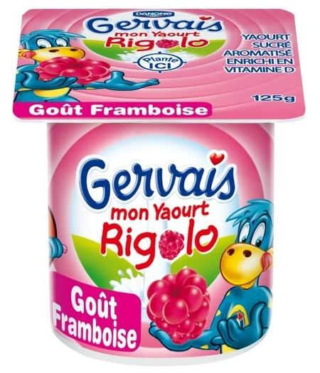 Gervais, la marca de Danone más económica