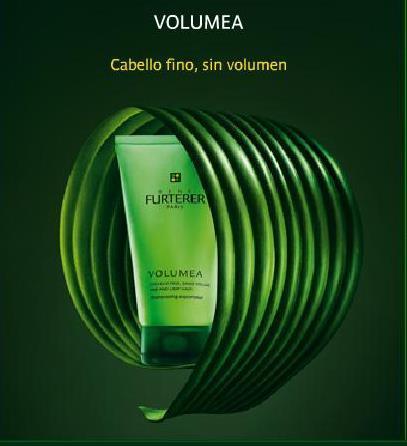 Nuevo Volumea de René Furterer, el champú ideal para cabellos lacios sin volumen