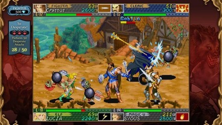 ¡Confirmado! Capcom anuncia 'Dungeons & Dragons: Chronicles of Mystara'