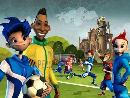 'Academy of Champions', otro juego de fútbol con Pelé como protagonista