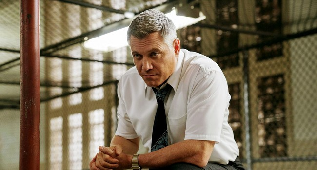 Holt McCallany in Mindhunter