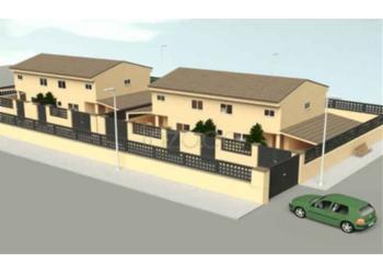 Tipos de viviendas: pareados