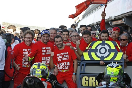 Andrea Dovizioso Motogp 2016 Gp Valencia