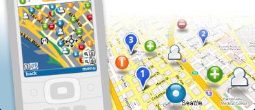Whrrl: recomendaciones geolocalizadas en la web o en tu móvil