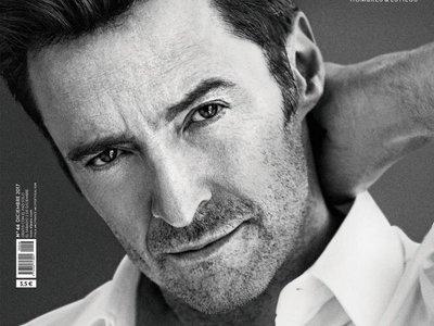 Hugh Jackman es el showman perfecto para cerrar el año con dos portadas para España