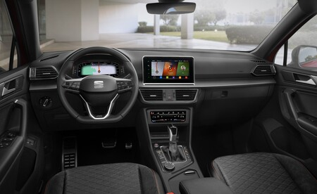 Seat Tarraco E Hybrid Interior