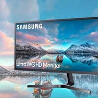 Chollazo ultrapanorámico a precio mínimo: el monitor Samsung S34J552 con 34 pulgadas sólo cuesta 279 euros en Amazon