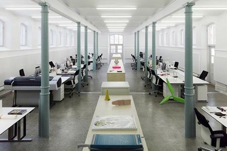 Espacios para trabajar: las oficinas de no picnic - 3