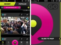 GO HD: comparte vídeos, fotos e información de manera anónima desde el iPhone