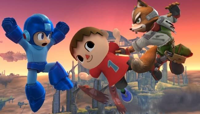 Super Smash Bros. for Nintendo 3DS & Wii U