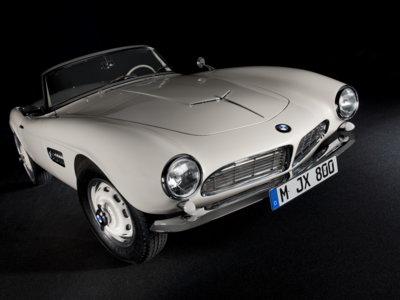 Restauran el BMW 507 de Elvis Presley y el resultado es espectacular