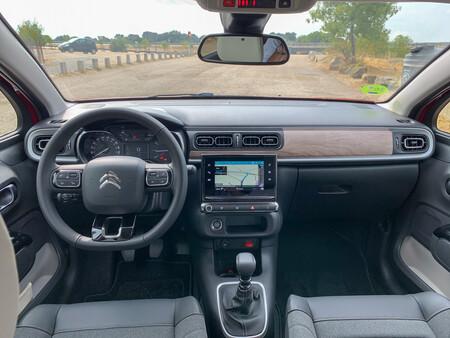 Citroen C3 2020 Prueba Contacto interior