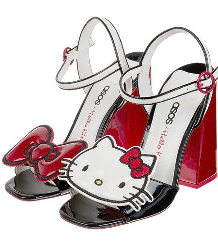 Sandalias Hello Kitty