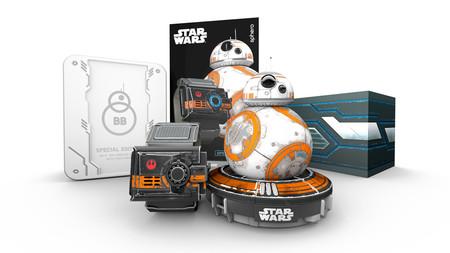 ¿Te apasiona Star Wars? El robot electrónico BB-8, con pulsera Force Band, ahora por 122,50 euros