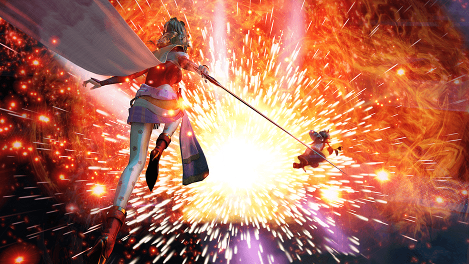 Foto de Dissidia Final Fantasy (8/18)