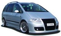 Para gustos no hay nada escrito: Volkswagen Sharan por RaceDesign