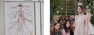 Ya se puede ver en Netflix el documental sobre cómo se organizó el desfile de Alta Costura de Chanel