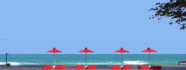 La isla de Koh Samui (Tailandia) alberga una de las piscinas más curiosas del mundo: The Red Pool