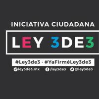 Hoy es el día, ciudadanos podrán apoyar Ley 3de3 en contra de la corrupción en México