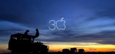 Apple culmina el 30 aniversario del Mac con un último vídeo grabado con varios iPhone