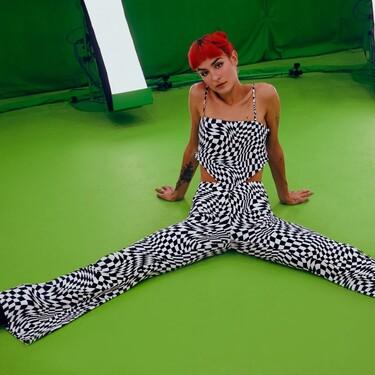 Crush by Natalia Lacunza es la nueva colección de H&M inspirada en los 2000 y presentada por la cantante española