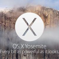 OS X Yosemite y su actualización 10.10.5 recibe una segunda beta para desarrolladores