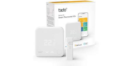 Kit De Inicio Termostato Inteligente Tado