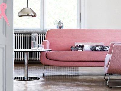 La semana decorativa: la blogosfera se vistió de rosa... Y de otros colores