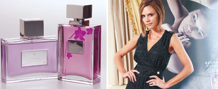 Signature, el perfume de Victoria Beckham