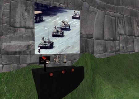 Revolución en otra vida virtual
