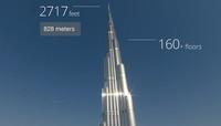 Como Google fotografió por dentro y por fuera el Burj Khalifa, el edificio más alto del mundo
