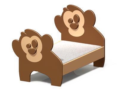 Divertidas y coloridas camas infantiles con formas de animales - Camas divertidas infantiles ...