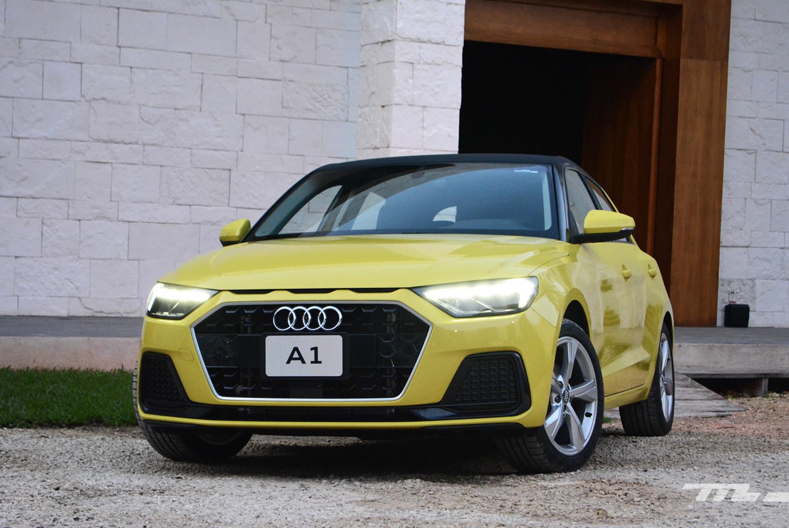 Foto de Audi A1 2020 (lanzamiento) (20/39)