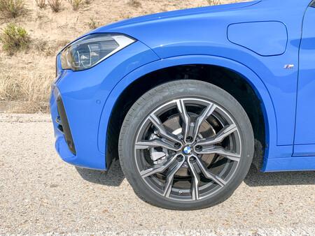 BMW X1 xDrive25e Prueba Contacto toma de carga