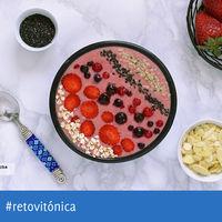 #RetoVitónica: mantente hidratado y aumenta tu consumo de frutas con un smoothie diferente para cada día de la semana