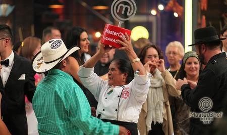 MasterChef México 2017: Honorina Arroyo se convierte en la ganadora
