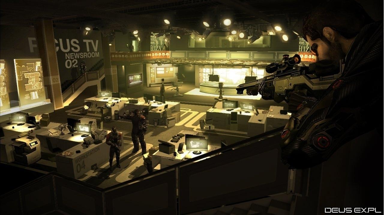 Foto de Deus Ex: Human Revolution [Junio 2010]  (6/9)