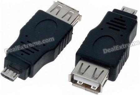 SGS 2 con soporte USB Host