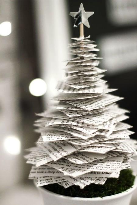 Decoración handmade de Navidad