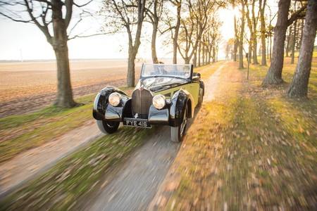 Un Bugatti 57S Cabrio de 1937 podría alcanzar los 8 millones de euros en subasta