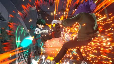 Cuatro nuevos personajes se lanzan a los explosivos combates de My Hero One's Justice 2 en su último tráiler