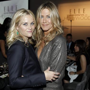 Reese Whiterspoon y Jennifer Aniston tendrán su serie, volviendo a la pequeña pantalla después de 'Friends'