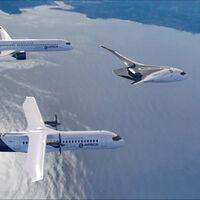 """Airbus presenta tres aviones conceptuales impulsados por hidrógeno y asegura que para 2035 """"podrían surcar los cielos"""""""