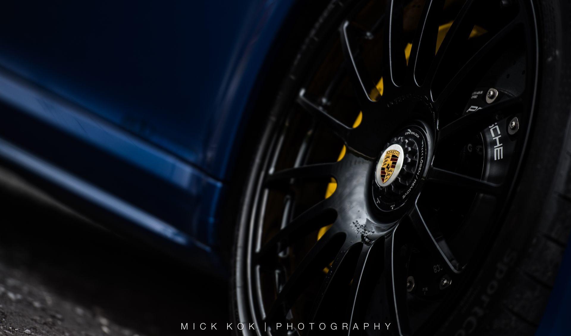 Foto de Porsche 911 Turbo S Blue Arrow (8/25)