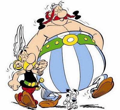 Astérix y Obélix, mucho más que un cómic para niños (I)