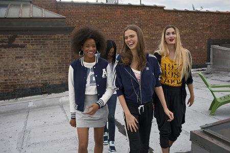 Adidas Originals Primavera-Verano 2012: el clásico trébol sigue de moda