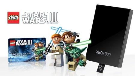 Anunciado un disco duro de 320 GB para Xbox 360 Slim