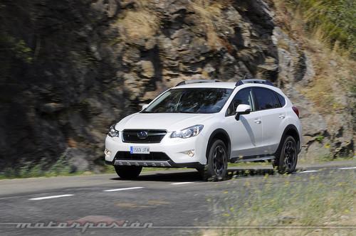 Lo mejor y lo peor del Subaru XV diésel 2015